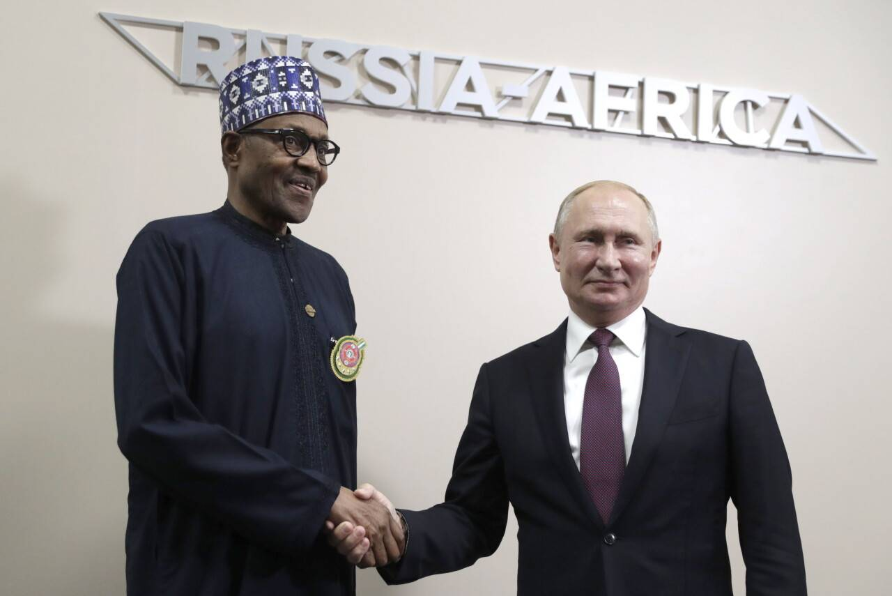 В Сочи завершился саммит Россия - Африка