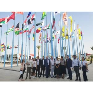 Минэкономики Крыма на ярмарке в Дамаске заключило контракты на $250млн