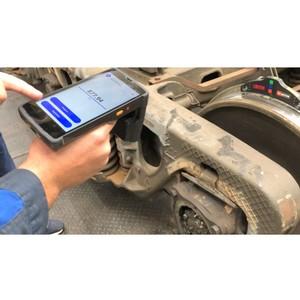 Новотранс разработал технологию идентификации колесных пар на базе ИИ