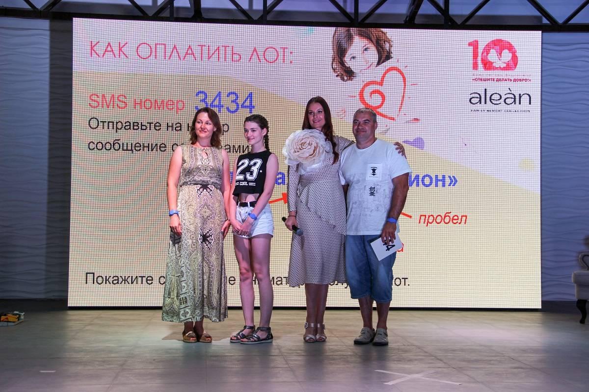 """Проект """"Отдыхай и помогай"""" помог подопечным фонда Оксаны Федоровой!"""