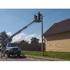 «Россети Центр Липецкэнерго» модернизирует уличное освещение региона
