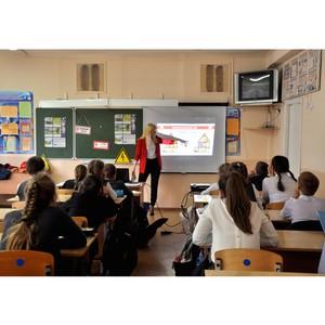 «Ульяновские сети» провели уроки энергосбережения в школах Ульяновска