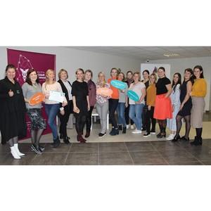 Бизнес-леди Екатеринбурга прошли обучение на площадке Уральской ТПП