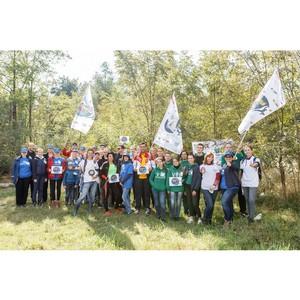 Волонтёры приняли участие во Всемирном дне чистоты