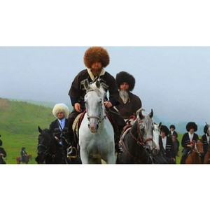 В Шалинском районе состоялся массовый конный поход