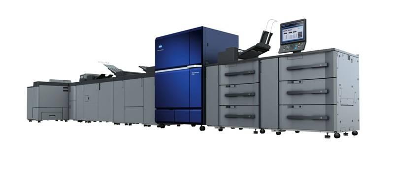 Konica Minolta представила новую систему тонерной печати