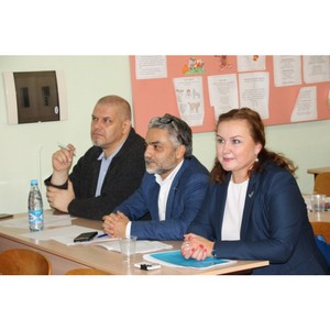 ОНФ в Коми призвал студентов включаться в работу Народного фронта