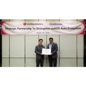 Компании LG и Qualcomm объединяют усилия