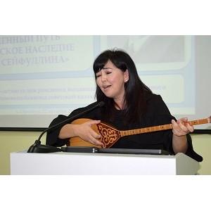 В Оренбурге почтили память «Маяковского казахской литературы»