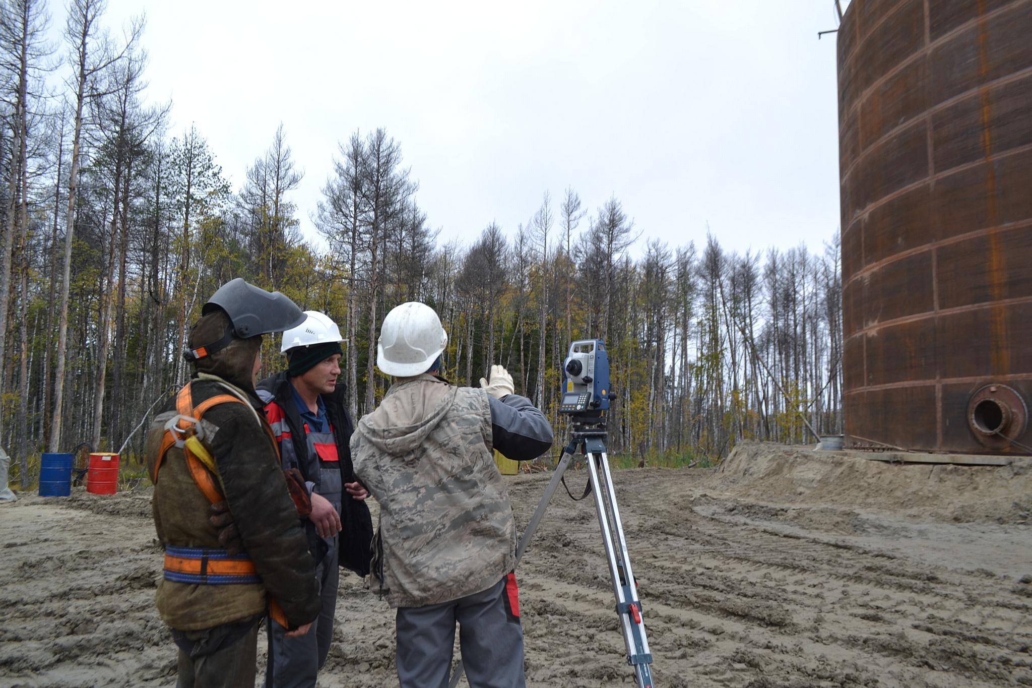 Ханты-Мансийский филиал РуссНефти расширяет производственные мощности