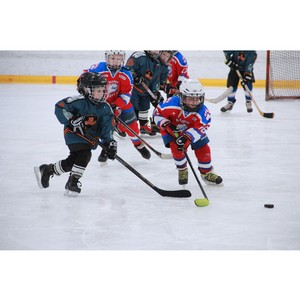 «Победа-1» выиграла турнир «Лидеры хоккея» на Кубок «Байкал-Сервиса»