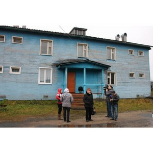 ОНФ в Коми призвал власти помочь семьям, мерзнущим в муниципальном доме