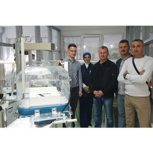 «Швабе» провел тренинг для врачей Боснии и Герцеговины