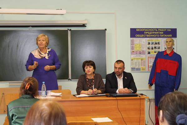 ИК-50 прошла акция по ресоциализации осужденных