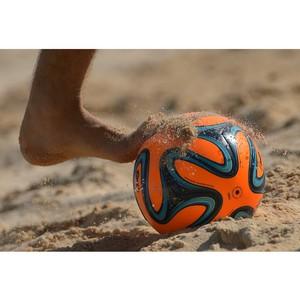 ЧМ по пляжному футболу в Москве пройдет на самом высоком уровне
