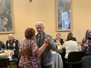Воронежэнерго прошел праздник в честь Дня пожилых людей