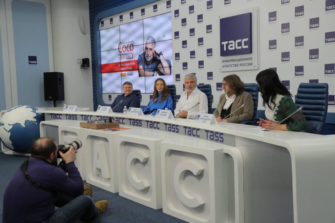 """Сосо Павлиашвили: """"жизнь - это кайф"""""""