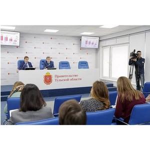 В Тульском бюджете 2020 уделено внимание соцсфере и нацпроектам