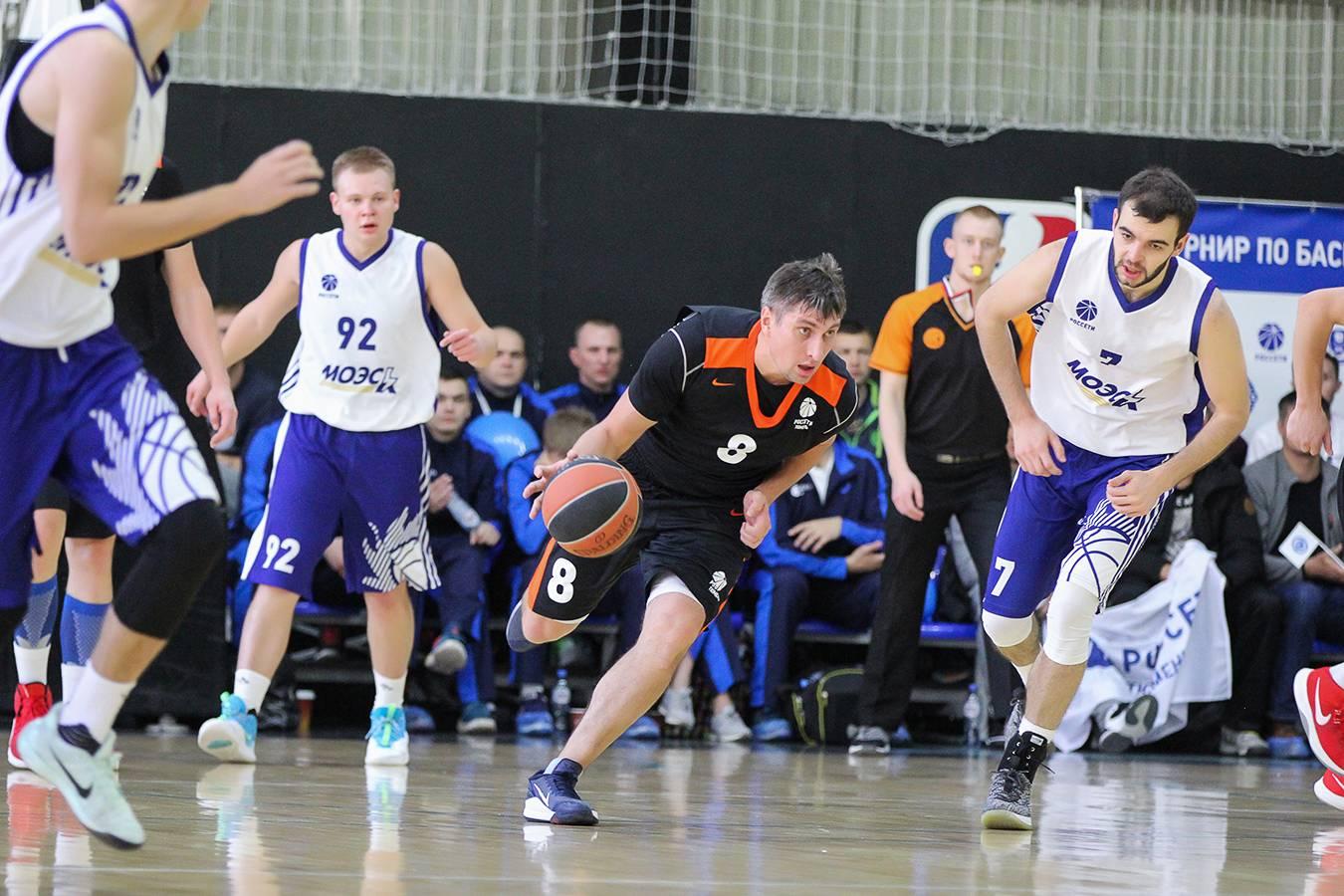 В Тюмени завершился баскетбольный турнир группы компаний «Россети»