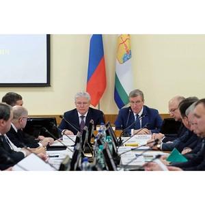 В Кирове прошло заседание Координационного Совета по защите информации
