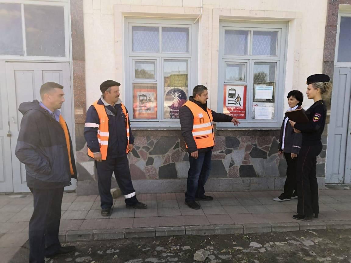 В Волгограде прошли профилактические рейды