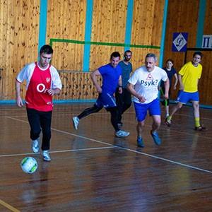 Пациенты Ставропольской психбольницы боролись за футбольный кубок