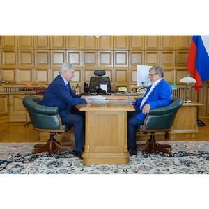Развитие перерабатывающей промышленности – актуальный тренд Воронежской области