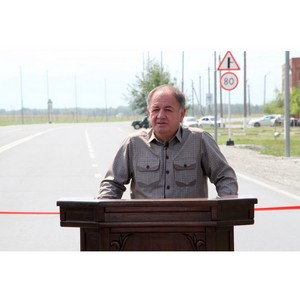 Открытие подъезда к Урус-Мартану автодороги Р-217 «Кавказ»