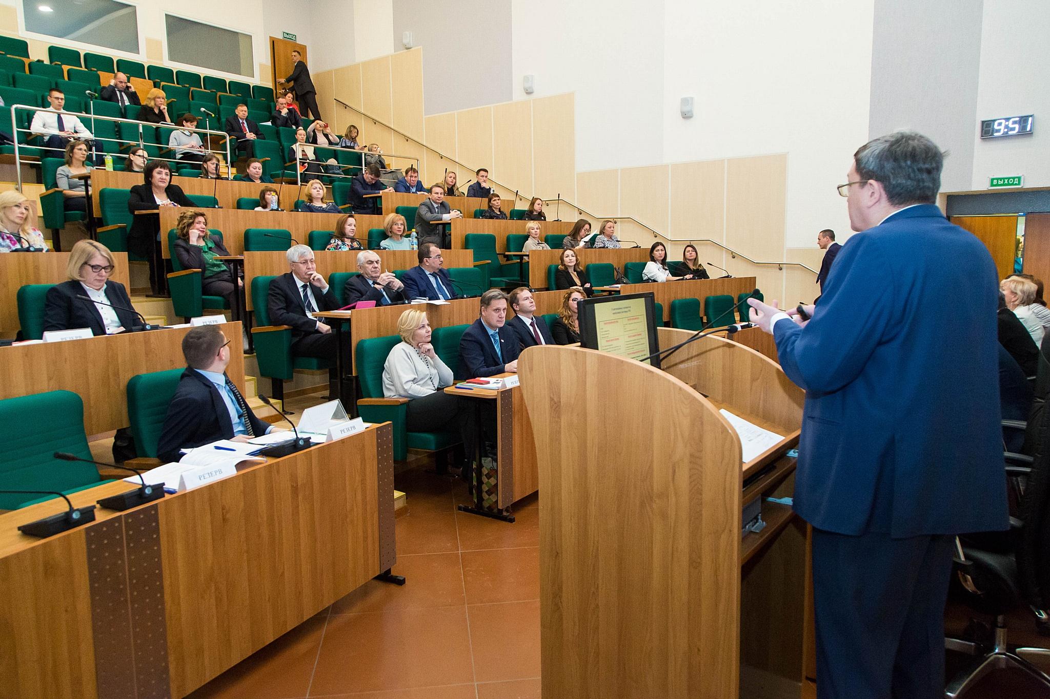 В Екатеринбурге обсудили вопросы налоговой политики