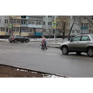 ОНФ передал мэру Благовещенска список опасностей на маршрутах в школу