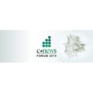 Сател на CNews Forum 2019 в Москве