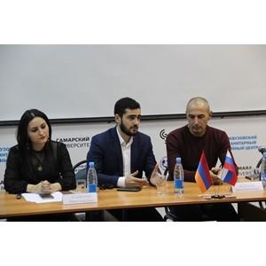 Школа межнациональных коммуникаций: палитра Армении