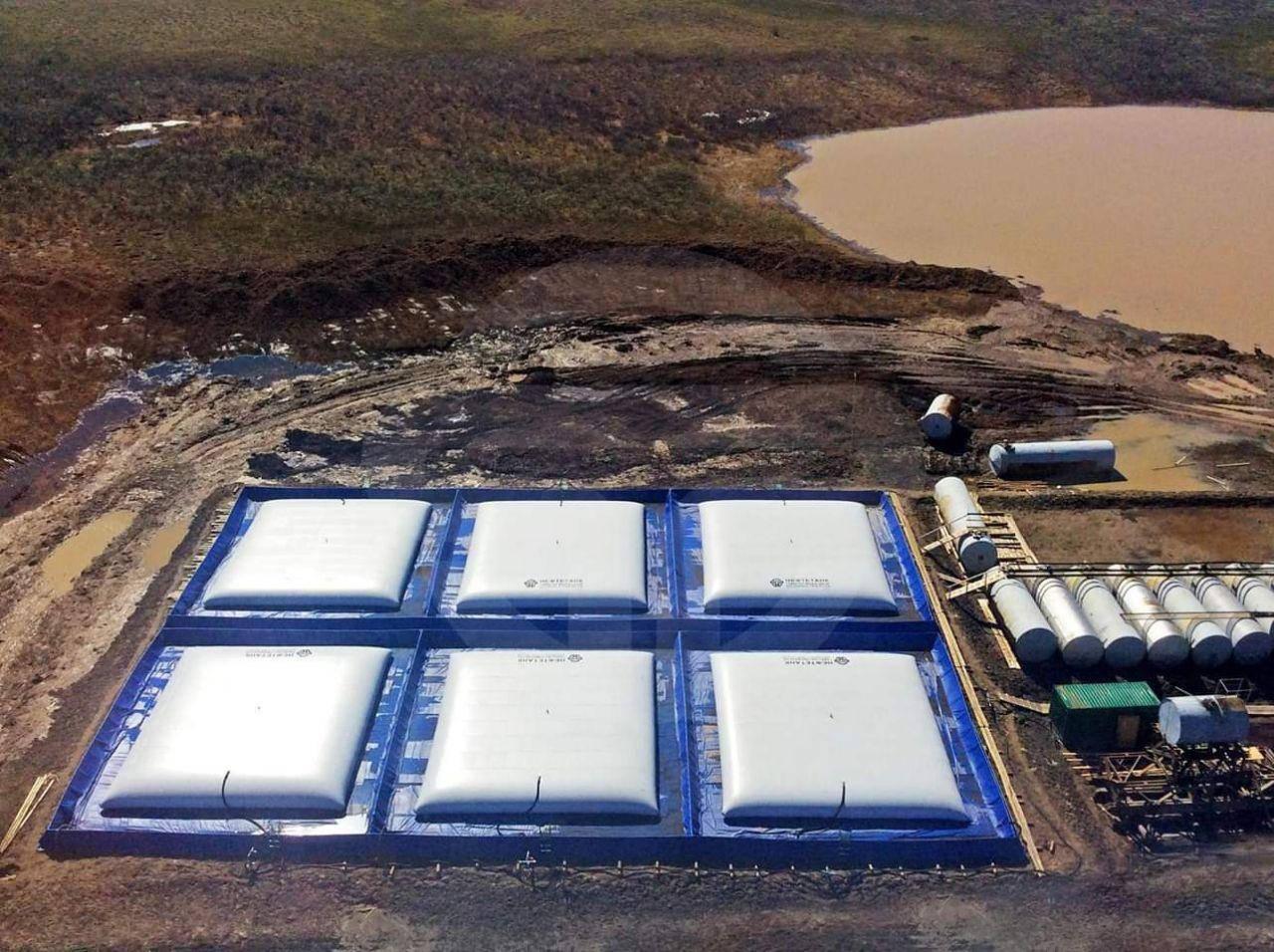 Что такое нефтетанк. Резервуары для хранения нефти и нефтепродуктов.