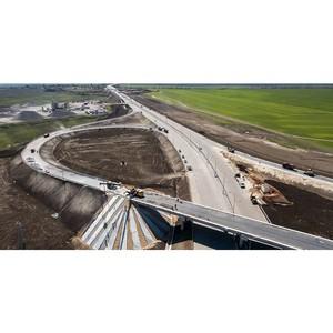 Глава Крыма проинспектировал строительство трассы