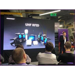 Партнерам компании Сканпорт представили UHF RFID устройства Chainway