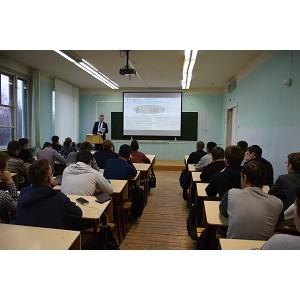 Специалисты Мариэнерго провели курс лекций по цифровизации в МарГУ