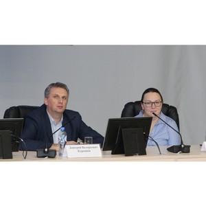 Дискуссия о карьере инженера развернулась в УрФУ в Екатеринбурге