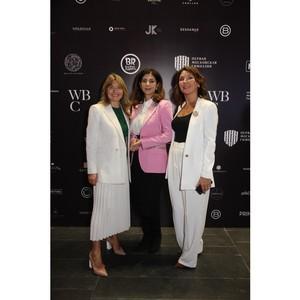 Агнесса Осипова приняла участие в Women's Business Forum