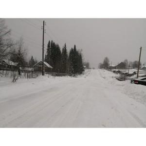 После обращения Коми ОНФ власти усилили контроль за содержанием дорог