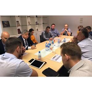 Свердловские предприниматели находятся с деловым визитом во Вьетнаме