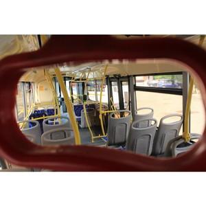 В октябре автобусы Мострансавто перевезли 43,8 млн человек