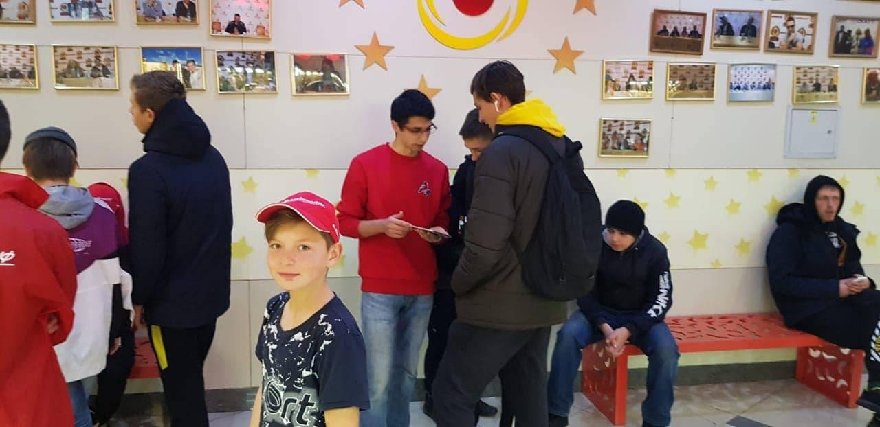 «Молодежка ОНФ» напомнила камчатцам о национальных основах России