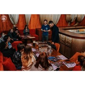 Эксперты Балтики научили представителей баров Томска пивной дегустации