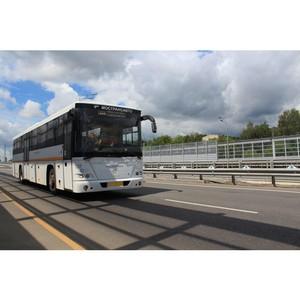Межрегиональными маршрутами МТА воспользовались более 813 тыс. человек