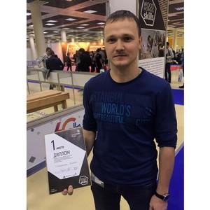 Участник из Воронежа победил в WorldSkills