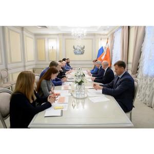 Воронежский губернатор одобрил предложение ОНФ о реестре опасных дорог