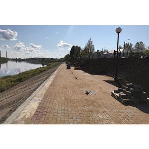 В моногородах Кировской области будет благоустроено 36 дворов