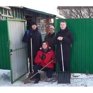 В Приамурье стартовала акция «Неделя добрых дел с «Молодежкой ОНФ»
