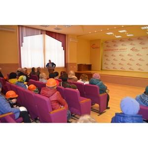 «Белгородский цемент» принял участников ветеранских организаций города