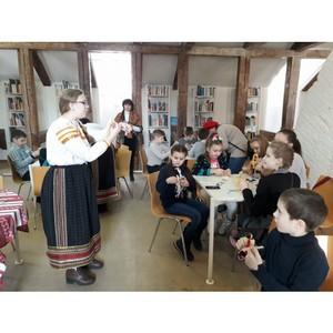 Волгоградские активисты ОНФ провели викторину для школьников
